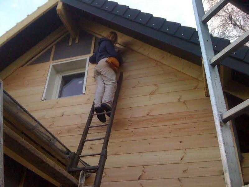 pourquoi construire sa maison en bois massif. Black Bedroom Furniture Sets. Home Design Ideas