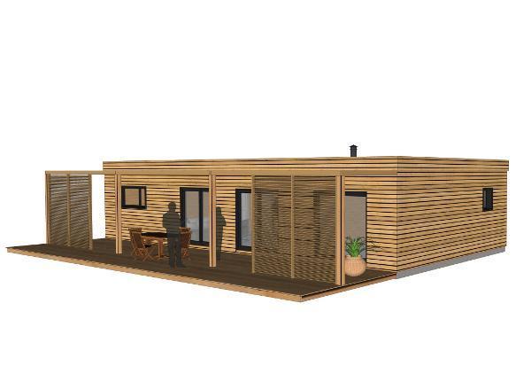 Offrez Vous Une Arcadial Toit Terrasse Plan 14